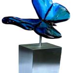 glaskunst Glazen Nest