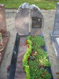 grafsteen rozen tuintje