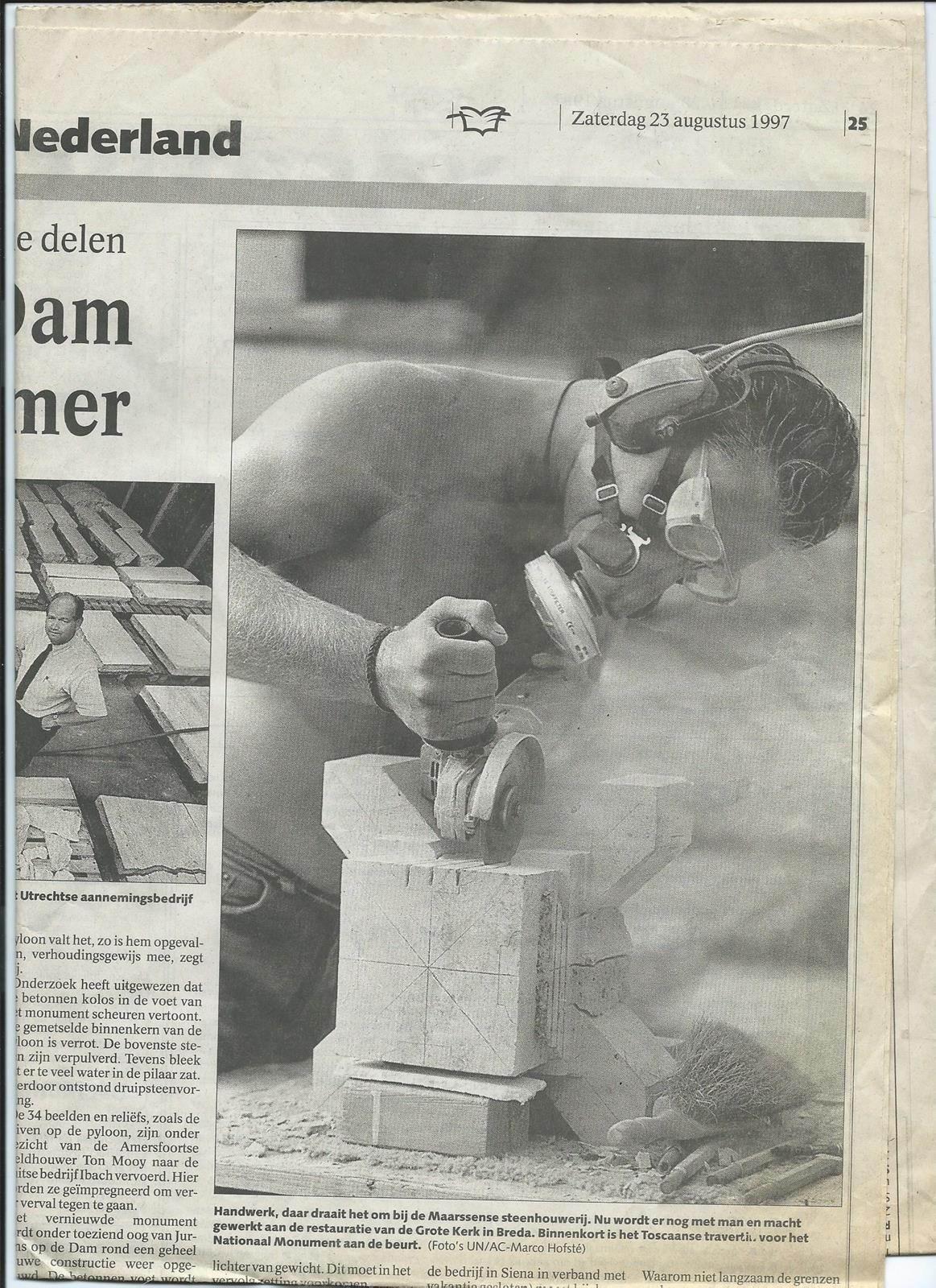 knipsel 23-8-1997