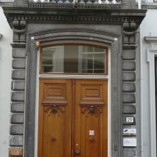 Gevelrestauratie Universiteit van Humanistiek (Utrecht)