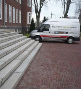 restauratie trap gemeentehuis alphen 1